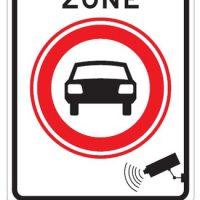 milieuzonegrensbord-voor-auto
